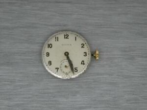 Vintage Mens swiss CYMA Watch Movement. Calibre R.458,Working order,23.6mm
