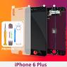 Display LCD für iPhone 6 PLUS RETINA Glas Bildschirm Scheibe TouchScreen SCHWARZ