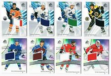 2020-21 SP Game-Used Stars & Authentic Rookies Jersey Silver Pick From List !!!
