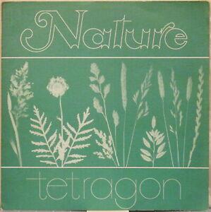 TETRAGON Nature LP Top 1971 German Prog Rock – Original on Soma RARE!