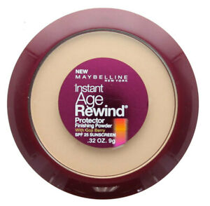 Wholesale Lot of 6 Maybelline Instant Age Rewind Finishing Powder Nude