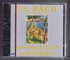 JS  BACH CD NEW OEUVRE POUR ORGUE / JEAN PIERRE LEGUAY