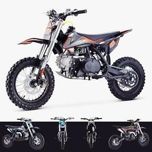 110cc Dirt Bike 4 Stroke Motorbike Ride on Motorcycles - OneMX™ | PX2S