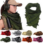 Army Military Tactical Scarf Arab Shemagh KeffIyeh Scarf Survival Airsoft Gear