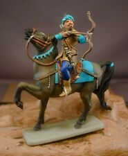 54mm Italeri Mounted Saracin With Bow Hand Painted