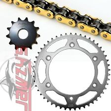 SunStar 520 XTG O-Ring Chain 13-52 T Sprocket Kit 43-6749 For Yamaha TTR250
