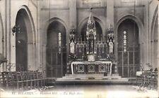 Stamford Hill. St Ignatius Church. The High Altar. LL/Levy style.
