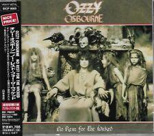 OZZY OSBOURNE NO REST FOR THE WICKED 2002 JAPAN REMASTERED CD+2 - ZAKK WYLDE