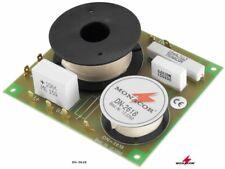 2 Stück Frequenzweiche Monacor DN-2618 (8 Ohm, 2-Weg, 3000Hz, 6/18dB)