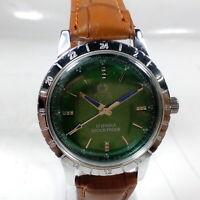 Vintage Titus Mechanical Hand Winding Movement Mens Analog Wrist Watch CA317