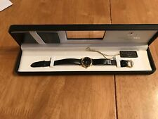 Pre-Owned Vintage Raymond Weil Geneve 18ct Electroplated Ladies Watch - 9923
