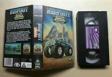 BIGFOOT AND THE MUSCLE MACHINES - FEATURE LENGTH - VHS VIDEO
