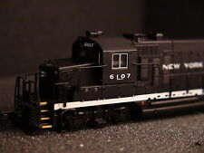 N-SCALE LIFE-LIKE 7093 GP-20 NEW YORK CENTRAL NYC #6107 BIGDISCOUNTTRAINS