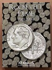 Roosevelt Dime 1965-1999 - Dime Folder Album Collecting - H. E. Harris & Co.