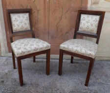 Coppia di sedie Art Deco'