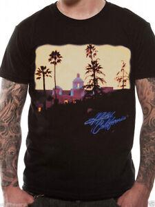 The Eagles Hotel California T Shirt OFFICIAL Album Cover Art S M L XL NEW