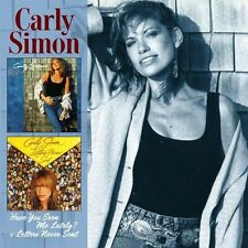 Carly Simon - Have You Seen Me Lately /Letters Never Sent [New CD] UK - Import
