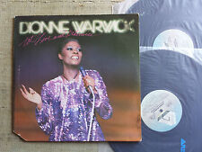 Dionne Warwick - Hot! Live and otherwise - 2 LP