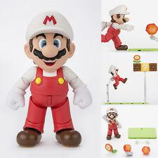 S.H.Figuarts Fire Mario from Super Mario Bros Nintendo Bandai Japan