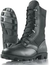 NEW WELLCO USGI Military Army US Made Boots Spike Protective Black Jungle 9.5 W