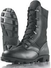 NEW WELLCO USGI Military Army US Made Boots Spike Protective Black Jungle 9.5 W