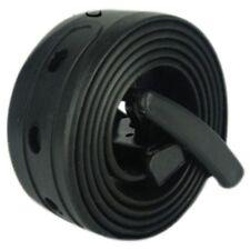 Men's Women's Silicone Belt Rubber Plastic Buckle Plain Leather Style Adju N5A1