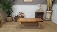 Ercol Elm Mid-Century Modern Tables