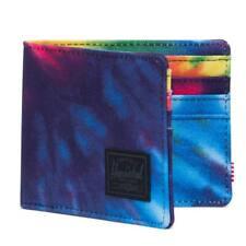 Wallet Roy + Rainbow Tie Dye Herschel Multicolor Unisex