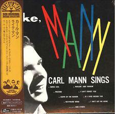 CARL MANN-LIKE MANN-JAPAN MINI LP CD Ltd/Ed F04