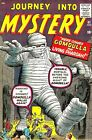 Journey Into Mystery 61 Comic Book Cover Art Giclee Reproduction on Canvas