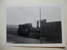 DEN197 - c1940s DANISH  STATE RAILWAY - STEAM TRAIN Locomotive PHOTO Denmark