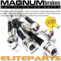 Stainless Steel Brake Lines for 2005-2007 BMW 3-series E90 RWD