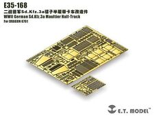 ET Model 1/35 #E35168 Sd.Kfz.3a Maultier Half-Track Detail Up for Dragon 6761