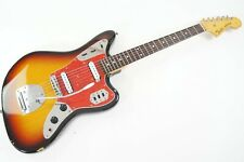 Fender Japan JG-66 JAGUAR Sunburst 1993 N Serial JG66 Mustang Bridge
