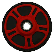 "NEW ARCTIC CAT NEW STYLE 6.380"" RED IDLER WHEEL 298951 KX413225 KIMPEX"