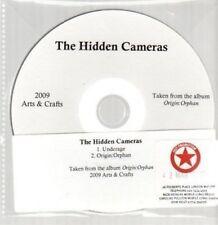(AU246) The Hidden Cameras, Underage - DJ CD