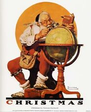 Norman Rockwell Saturday Evening Post CHRISTMAS 1926