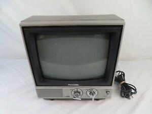 """Vintage Panasonic CTG-1016 Color Pilot Television Working 11"""" 1985"""