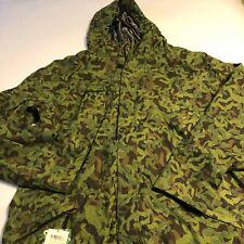 RIDE Snowboard Mens 10K/5K Gatewood Camo Jacket Coat Nylon 2XL Hood Waterproof
