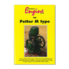Stationary Engine Book - Petter M Type