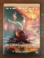 Xxx (Dvd, 2002, Special Edition)*Vin Diesel