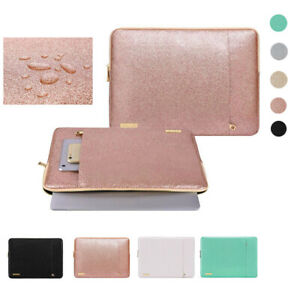 Laptop Sleeve Bag Case for Macbook Lenovo Yoga HP Envy 13 Notebook PU Pouch Case