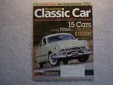 Classic Car 2008 November 1953 Chevrolet 1956 Studebaker 1950 King Midget Fords