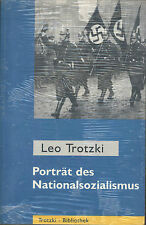 Leo Trotzki - Porträt des Nationalsozialismus