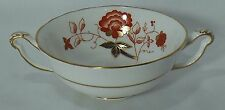 ROYAL CROWN DERBY china BALI (Ely-Chelsea) A1100 pattern Cream Soup Bowl