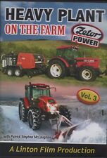 Heavy Plant on the Farm - Zetor Power Vol. 3 Irish Farming DVD