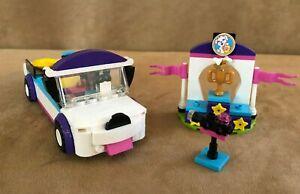 41301 Lego Complete Friends Puppy Parade car automobile set instruction