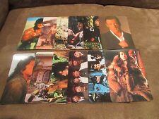 Sylvester Stallone Complete Calendar Cards Set; Mint Set of 12; 1993