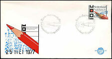 Netherlands 1977 Elections To Lower House FDC First Day Cover #C27599