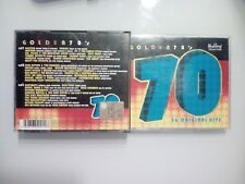 COMPILATION - GOLDEN 70'S - (FLASHBACK COLLECTION) TRIPLO CD